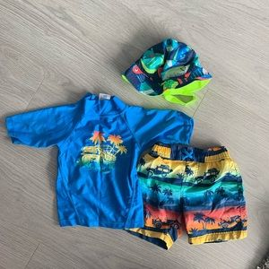 Toddler swimset
